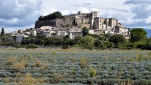 Panorama de Grignan