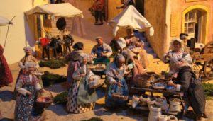 Village provençal miniature